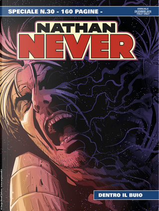 Speciale Nathan Never n. 30 by Alessandro Russo