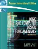 Logic and Computer Design Fundamentals by Charles R. Kime, M. Morris Mano