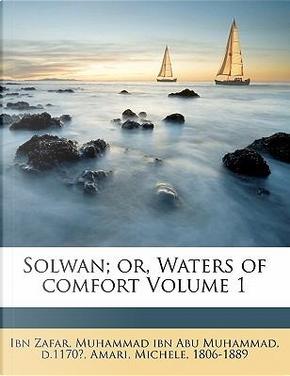 Solwan; Or, Waters of Comfort Volume 1 by Amari Michele 1806-1889