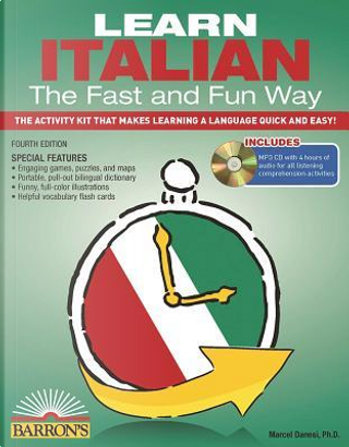 Learn italian the fast and fun by Barron's