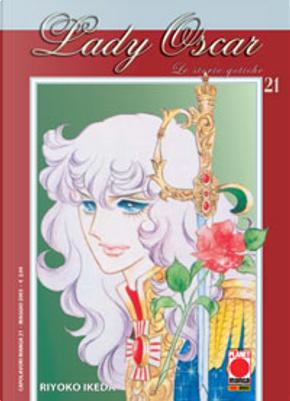 Lady Oscar vol. 21 by Riyoko Ikeda