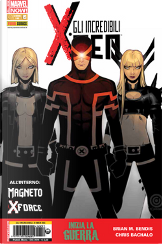 Gli incredibili X-Men n. 293 by Brian Michael Bendis, Cullen Bunn, David Hine, Simon Spurrier