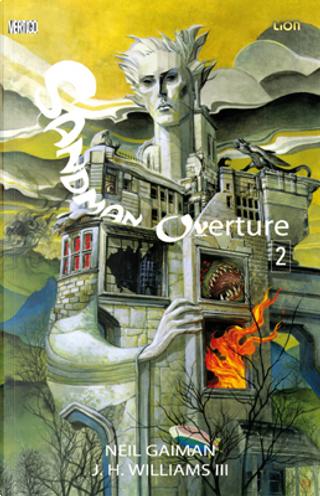 Sandman Overture n. 2 by Neil Gaiman