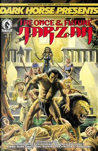 Dark Horse Presents Vol.3 #23 by Alan Gordon, Carla Speed McNeil, Dean Motter, Dennis Calero, Michael T. Gilbert