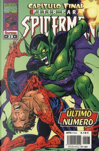 Peter Parker, Spider-Man #23 (de 23) by Bud LaRosa, Howard Mackie, John Byrne
