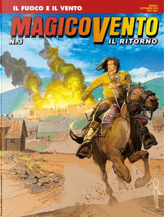 Magico Vento - Il Ritorno n. 3 by Gianfranco Manfredi