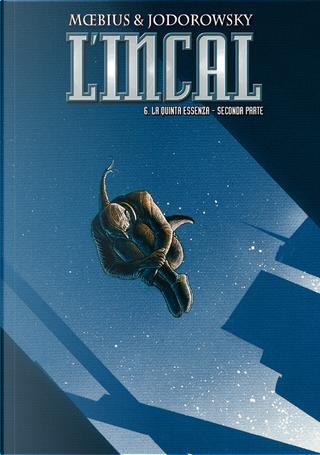 L'Incal n. 6 by Alejandro Jodorowsky
