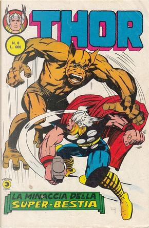 Thor - II serie n. 6 by Stan Lee