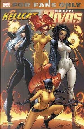 Hellcat e le Marvel Divas by David Lafuente, Kathryn Immonen, Roberto Aguirre-Sacasa, Stuart Immonen, Tonci Zonjic