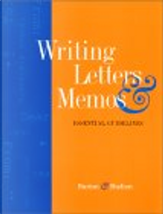 Writing Letter and Memos by Nelda Shelton, Sharon Burton