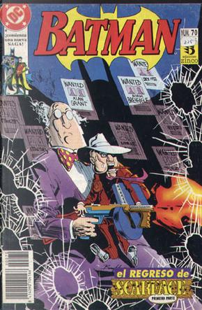 Batman Vol.II, #70 by Alan Grant
