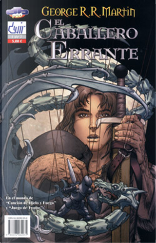 El Caballero Errante 1 by George R.R. Martin