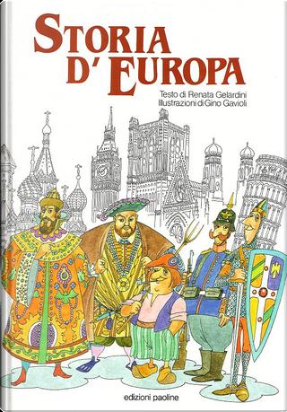 Storia d'Europa by Renata Gelardini
