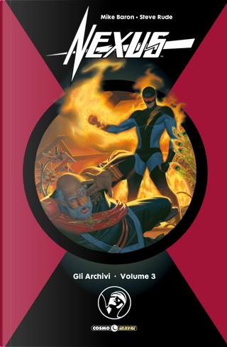 Gli archivi di nexus vol. 3 by Mike Baron