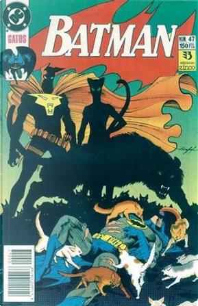 Batman Vol.II, #47 by Alan Grant