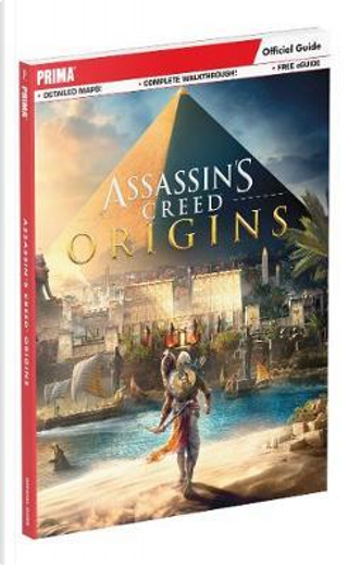 Assassin's Creed Origins by Prima games