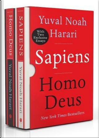 Sapiens / Homo Deus by Yuval Noah Harari