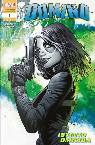 Domino vol. 1 by Gail Simone