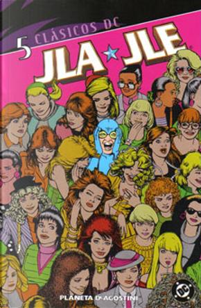 Clásicos DC: JLA/JLE #5 (de 18) by J. M. DeMatteis, Keith Giffen