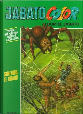 Simenius, el tirano by Antonio Bernal, Francisco Darnís, Víctor Mora