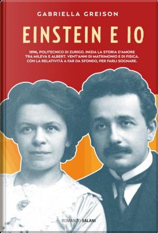 Einstein ed io by Gabriella Greison