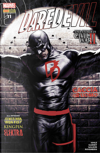 Devil e i Cavalieri Marvel n. 62 by Akira Yoshida, Charles Soule, David Walker, Matthew Rosenberg