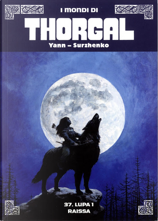 Thorgal n. 37 by Balac