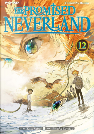 The promised Neverland vol. 12 by Kaiu Shirai