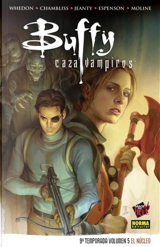 Buffy cazavampiros. Novena temporada #5 by Andrew Chambliss