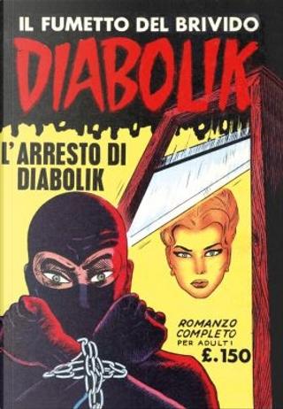 Diabolik: Anastatika n. 3 by Angela Giussani