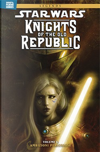 Star Wars: Knights of the Old Republic, Vol. 6 by John Jackson Miller