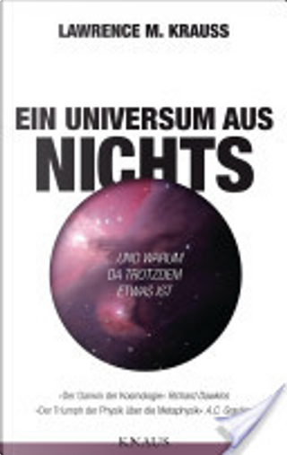 Ein Universum aus Nichts by Lawrence M. Krauss