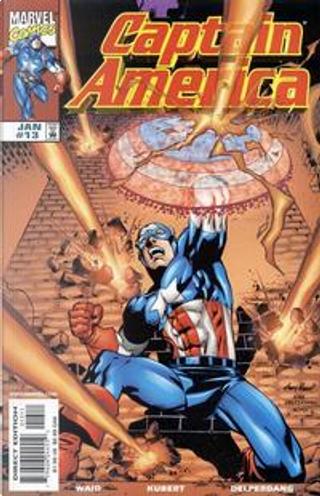 Captain America Vol.3 #13 by Mark Waid