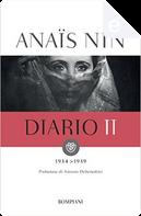 Diario II by Anaïs Nin