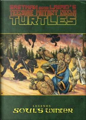 Teenage Mutant Ninja Turtles Legends by Michael Zulli
