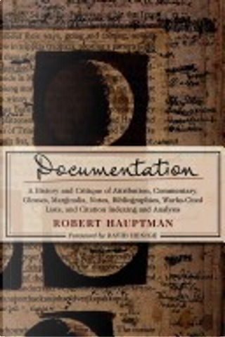 Documentation by Robert Hauptman