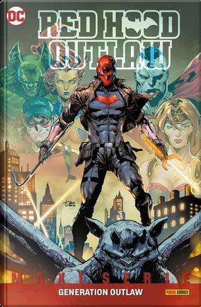Red Hood Outlaw vol. 2 by Scott Lobdell, Shawn Martinbrough