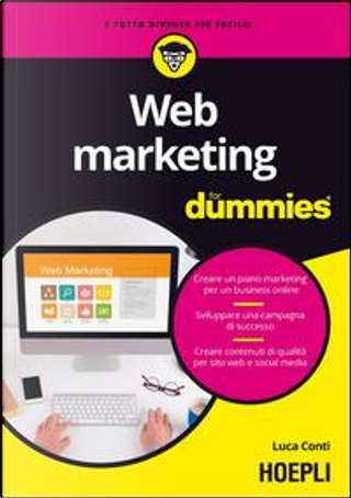 Web marketing for dummies by Luca Conti