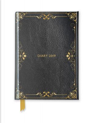 Classic Book Cover 2019 Pocket Diary by Flame Tree