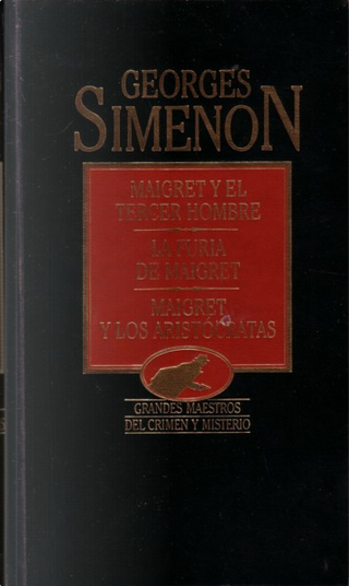Maigret y el tercer hombre by Georges Simenon