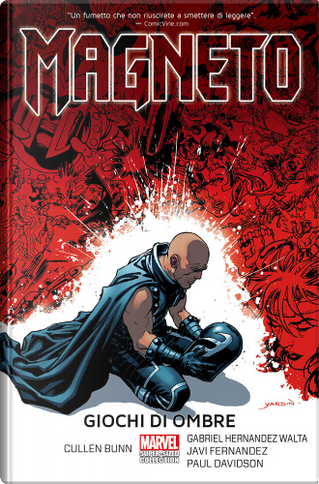 Magneto vol. 2 by Cullen Bunn