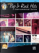 Easy Pop & Rock Hits Instrumental Solos by Alfred Publishing Staff
