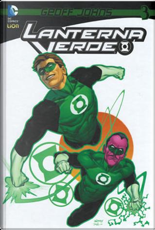 Lanterna Verde di Geoff Johns vol. 3 by Geoff Jones