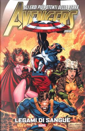 Avengers - Serie Oro vol. 11 by Bob Harras, Fabian Nicieza, Roy Thomas, Scott Lobdell
