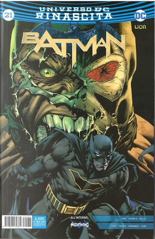 Batman #21 by Tom King