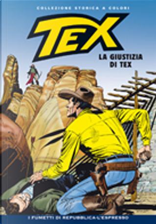 Tex collezione storica a colori n. 181 by Aurelio Galleppini, Claudio Nizzi, Gianluigi Bonelli, Giovanni Ticci, Guglielmo Letteri, Mauro Boselli, Victor De La Fuente