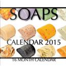 Soaps 2015 Calendar by James Bates