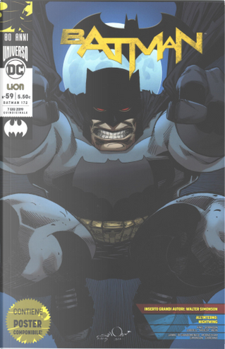 Batman #59 by Tom King