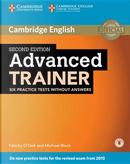 Advanced trainer. Practice tests without answers. Per le Scuole superiori. Con espansione online by Felicity O'Dell