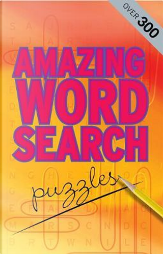 Amazing Wordsearch Puzzles by Parragon